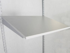 Shelf Grey, 60 x 40 cm.