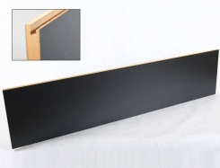 Bottom Panel Spacewall 200 x 45 Black