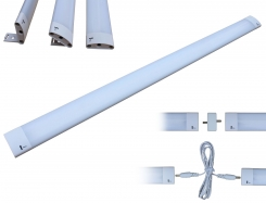 "LED ""Soft-Light"" Rail 6W 50 cm. 24V"